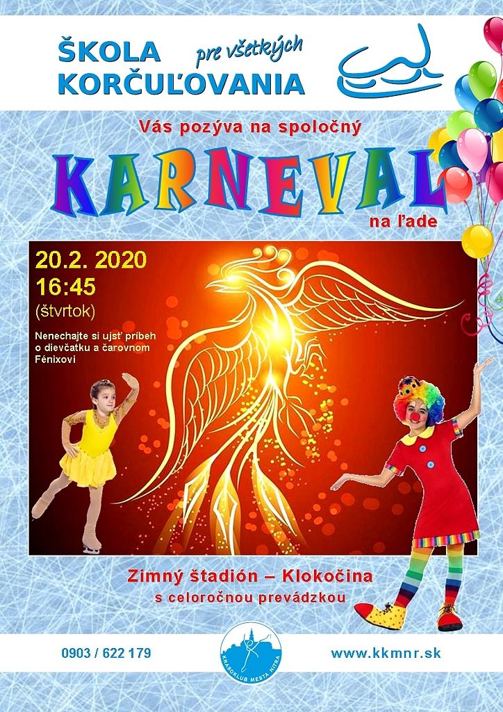 ŠK-Letak Karneval 2020